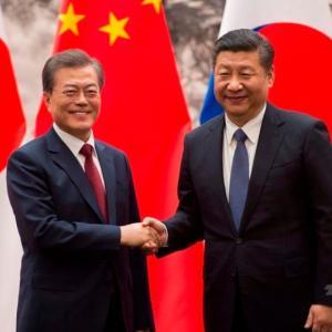 【朝鮮日報】台湾も拒否した中国との運命共同体 「韓中は運命共同体だ」と言う文大統領の言葉を聞いたら台湾は何を思うだろうか〜ネットの反応「台湾は一つの中国とか言われてストーキングされてる側、韓国は自ら媚売ってるからちょっと違うんじゃないの?」
