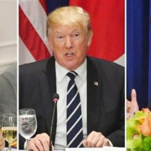 トランプ米政権、GSOMIA破棄で韓国への対抗措置を準備〜ネットの反応「韓国の経済的焦土化作戦で米軍撤退時には北に旨味持たせないんだろうな」「ムンが散々日本のせいだと主張してるのに、こうなるのを韓国国民は疑問に思わないのだろうか」