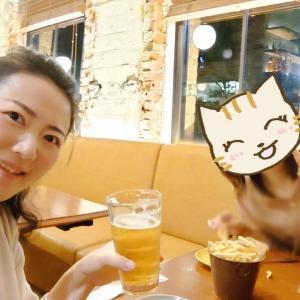 ベイスターズカフェで美味しい地ビール