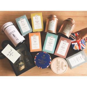ロンドンのハロッズからお取り寄せ♡|英国フェアで買えなかった人気の紅茶やかわいいスイーツをおとな買い♡|Tea and Sweets from Harrods London UK
