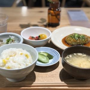 無印良品カフェでヘルシーランチ|大阪 天王寺 あべのハルカス cafe & meal MUJI の一汁三菜セットがおすすめ◎