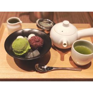千利休のふるさと堺の日本茶専門店が大阪 難波に!茶寮つぼ市製茶本舗の抹茶あんみつが美味♡