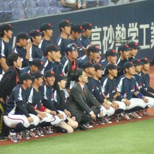 都市対抗1次予選、広島大会もはじまりました