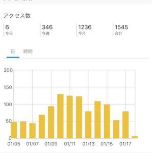 素人がブログ開始1ヵ月【その結果は?】