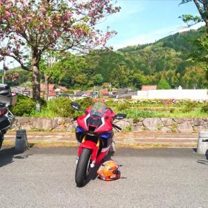 CB1300SB龍頭が滝ツーリング❗~前編