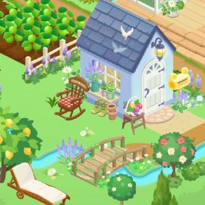 理想の田舎暮らしゲーム