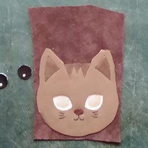 猫の目ウルウルで可愛くなった