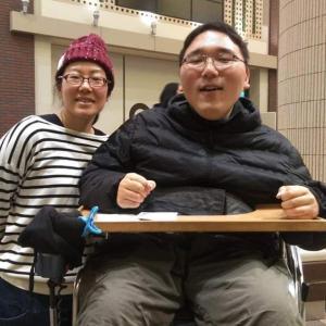 福祉100人インタビュー第21弾 清田さん