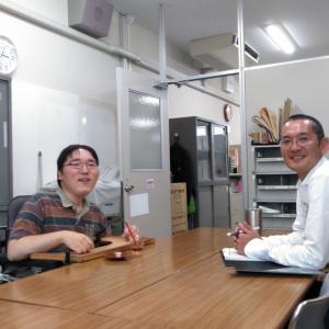 福祉100人 インタビュー第三弾 社会福祉協議会濱吉寝屋川市事務局長