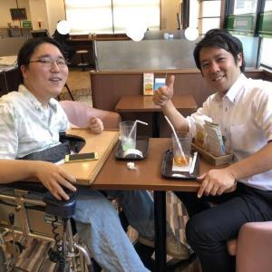 100人 インタビュー 第一弾 心のバリアフリーについて ハンディーネットワークインターナショナル春山 哲郎 代表取締役社長