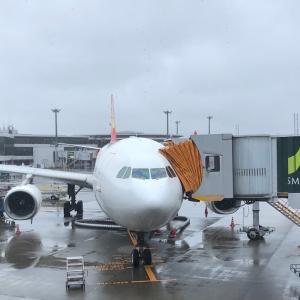 香港航空を利用して台北まで移動しました(後編)