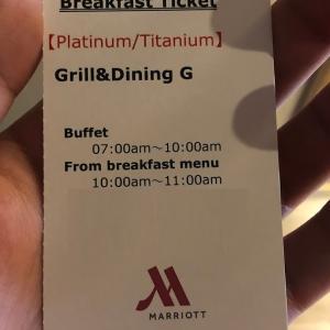伊豆マリオット修善寺の朝食ビュッフェを紹介