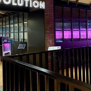 フォーポイントバイシェラトン名古屋のレストラン「EVOLUTION」で頂くディナー