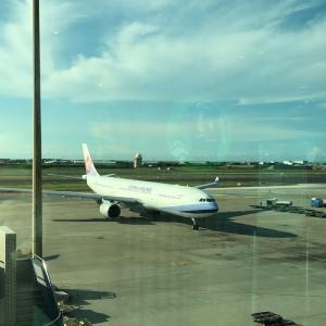 チャイナエアライン158便で大阪を満喫させていただきました!