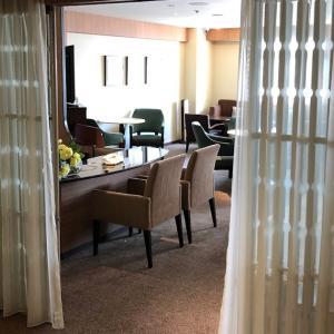 シェラトン都ホテル大阪のラウンジを簡単に紹介