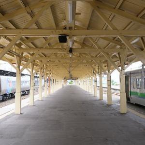 釧路駅~歴史薫る2番3番ホーム~