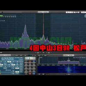 2020年9月19日 ラジオNIKKEI第一放送の受信