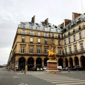【 フランス 】#64|パリ|たんちっちのどこへでも行ってみよう!!(モンサンミッシェル in パリ 2日目 -前半-)