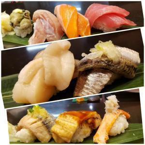 【立食い寿司根室花まる @銀座】ネタがお値段そのまま2倍に「第二回 二階建て祭り」に行ってきた