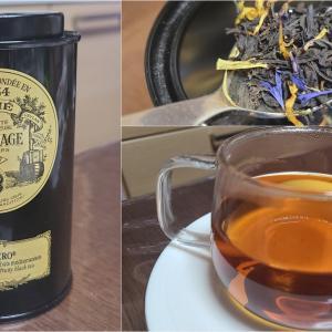 【BOLERO(ボレロ)】地中海のフルーツ香る紅茶【マリアージュフレール】
