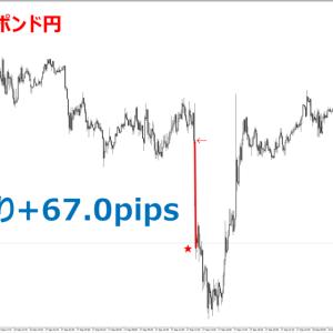 """FXでエントリーポイントの精度を上げるにはチャート左側の""""事実""""を見て考える事が大事。"""