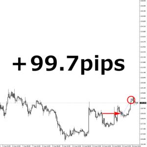 FXで利益を伸ばす相場と、伸ばさない相場