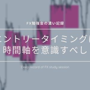 FXでエントリータイミングがわからないならコレでOK~パート2:時間軸・値動き分析編~