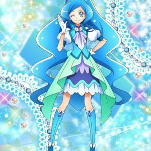 【プリキュア】キュアフォンテーヌという可愛さと美しさを兼ね備えたプリキュア!!