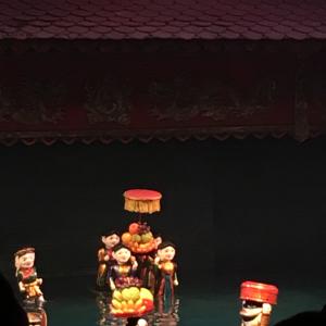 ハノイ タンロン人形劇場で水上人形劇&送迎トラブル