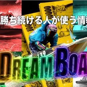競艇予想サイト「DREAM BOAT(ドリームボート)」の口コミ・評判