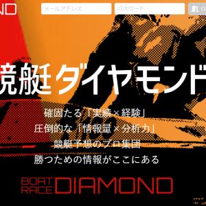 競艇予想サイト「競艇ダイヤモンド(DIAMOND)」の口コミ・評判