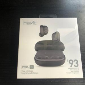 【havit i93】レビュー!高コスパのカナル型ワイヤレスイヤホン!