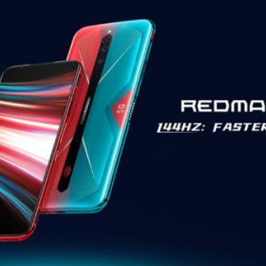 【Nubia Red Magic 5G】LRボタン搭載の最強ゲーミングスマホ