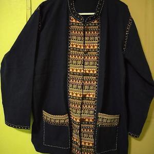 藍染服⑤ เสื้อผ้าอินดิโก้⑤