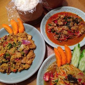 タイ料理 อาหารไทย