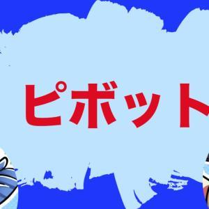 【テクニカル指標】ピボット