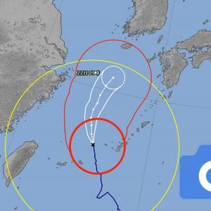 2019年台風17号(ターファー)