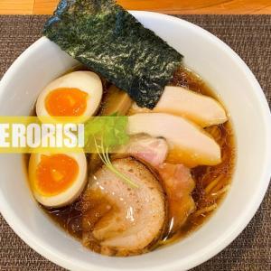 らぁ麺 やな木-鶏醤油らぁ麺¥750円 西原町