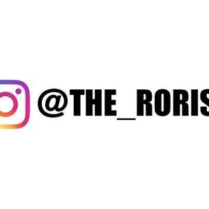 【お知らせ】ブログ宣伝用のInstagramを作成しました。【@the_rorisi】