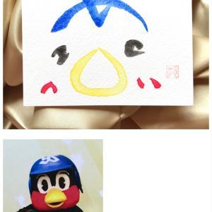 つば九郎、可愛いですよね。