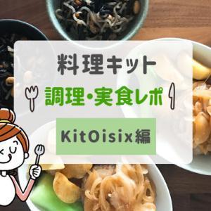 KitOisix「たっぷり玉ねぎソースの和風ハンバーグ」を作って食べました【賛否両論の笠原シェフの味が楽しめる!】