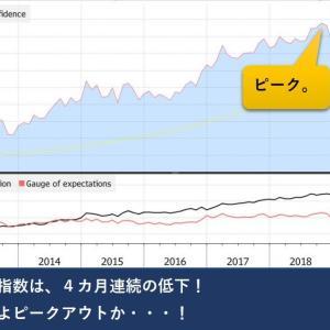 【注意せよ!】消費者信頼感指数の低下が止まらない…!投資戦略はどうすべき?