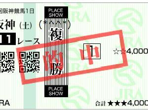 2019チャレンジカップ結果(複勝220円的中)