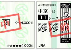2019中日新聞杯結果(ワイド1100円,複勝280円的中)