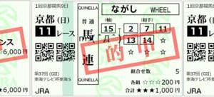 2020東海ステークス(京都)結果(馬連1230円,ワイド450円,複勝160円的中)