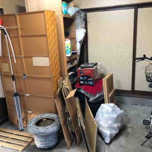 【総帥の雑談】ガレージ総帥の改築(と言う名のお片付け)