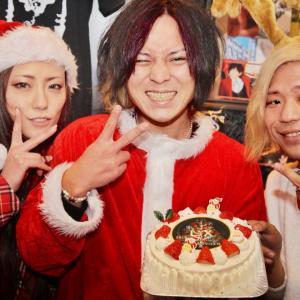 大阪ミナミ ラルクbarアトリエさんでクリスマスパーティー!