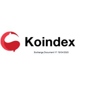 Koindex コインデックス の登録手順 登録方法