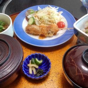 [新居浜]老舗「藤福」の個室で品数豊富な和食ランチを満喫