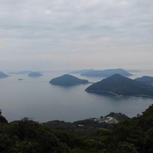 [香川]三豊市の「紫雲出山」で絶景のカフェを満喫してきた
